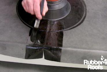 How to Install an EPDM Pipe Boot | Rubber4Roofs