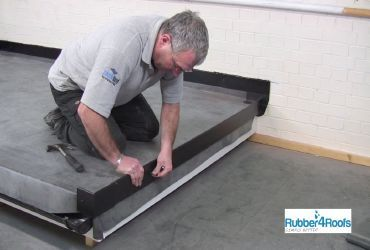 How To Install A Duoply Epdm Rubber Roof Rubber4roofs