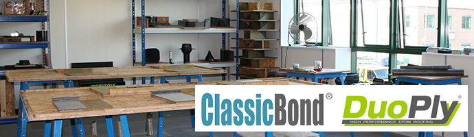 Classicbond Rubber Roof Training Course Rubber4roofs