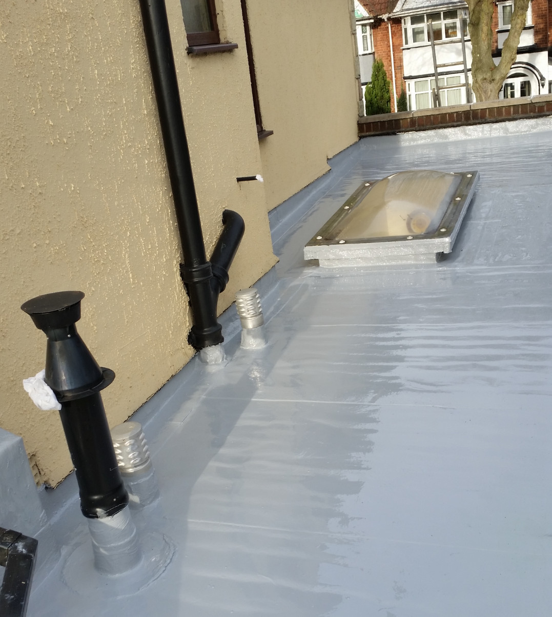 Classicliquid Roofing System Rubber4roofs