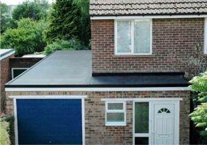 EPDM Garage Roof & Roofing Materials from Rubber4Roofs.