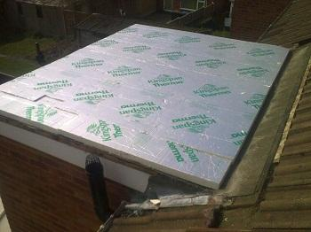 EPDM Dormer Roof Warm Deck 2