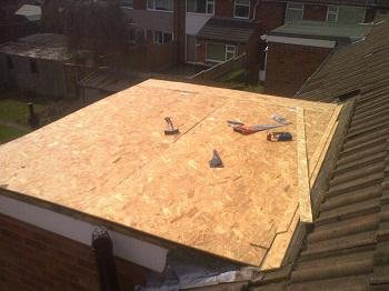 Epdm Is Perfect For Covering Dormer Window Roofs