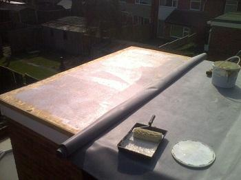 EPDM Dormer Roof Bond Rubber 6