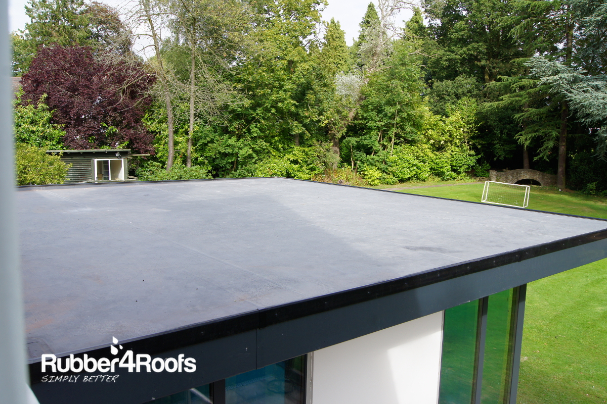 Classicbond One Piece Epdm Roofing System Rubber4roofs