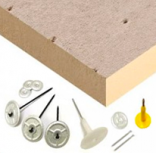 Flat Roof Insulation Fixings