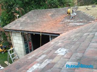 Counterbatten Stage 5 Shallow Pitched Tiles