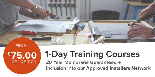 Training Advert Banner