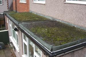 EPDM is the best choice for Flat Roof Extensions ...