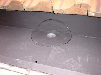 EPDM Gutter Outlet