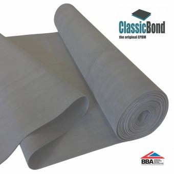 ClassicBond One Piece EPDM Rubber Roof Covering 1.20mm from Rubber4Roofs