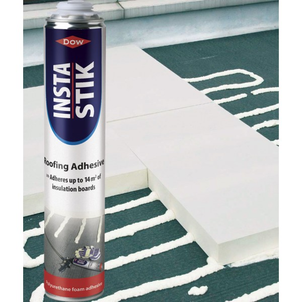Insta Stik Roofing Adhesive 750ml Rubber4roofs