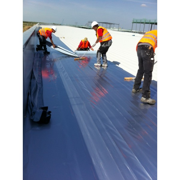 Alutrix 600 Self Adhesive Vapour Barrier Rubber4roofs