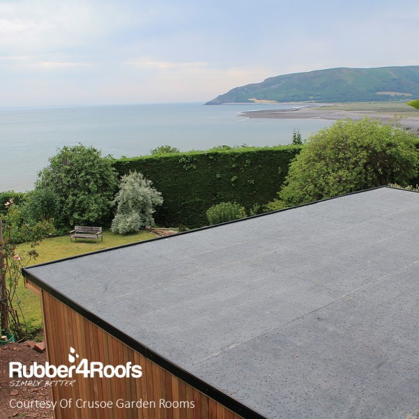 Garden Room Roof Kits Rubber4roofs