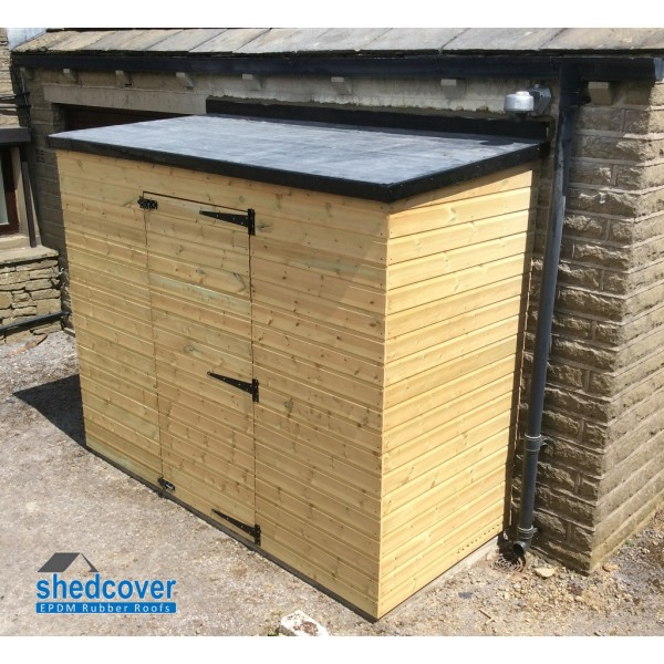Shedcover Rubber Membrane 1 20mm For Shed Rubber Roofs Rubber4roofs