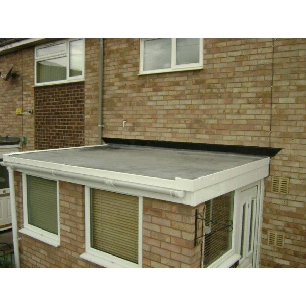 Epdm Porch Roof Kits Rubber4roofs