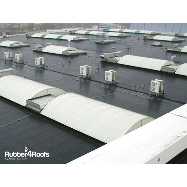 Resitrix self adhesive epdm rubber4roofs - Advantages using epdm roofing membrane ...