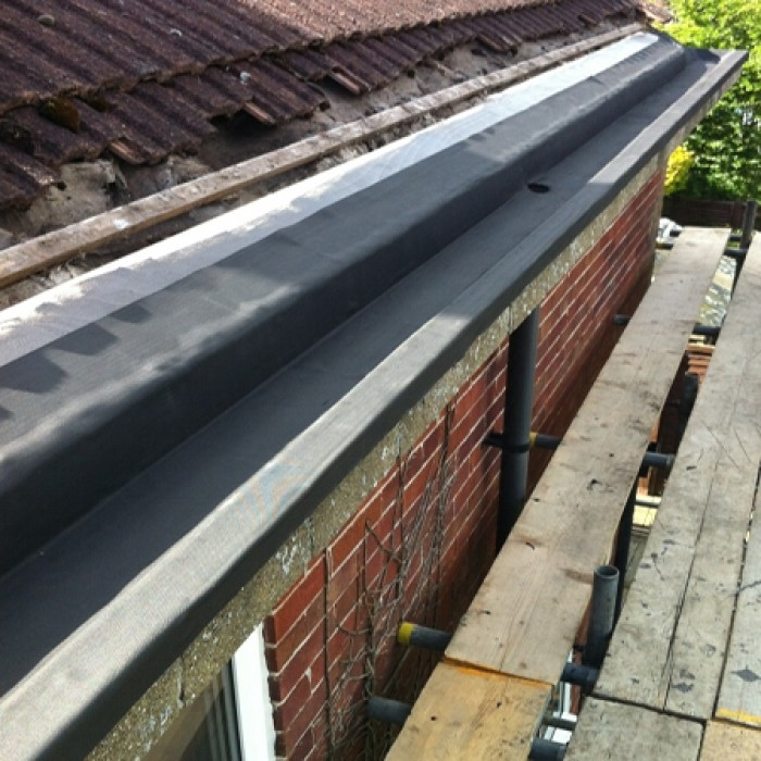 EPDM Gutter Lining Kits - Rubber4Roofs