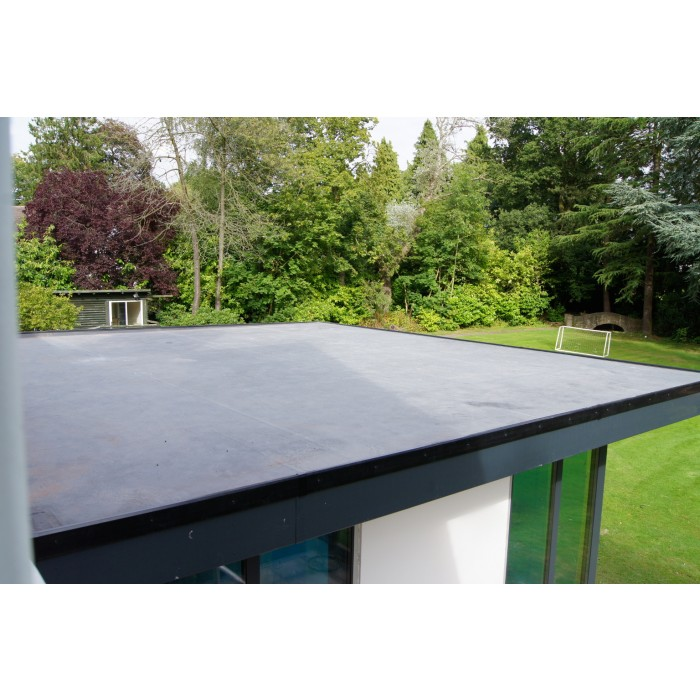 Garden room roof kits rubber4roofs for Garden rooms kits