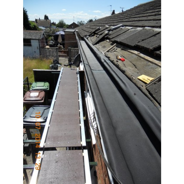 Epdm Gutter Lining Kits Rubber4roofs
