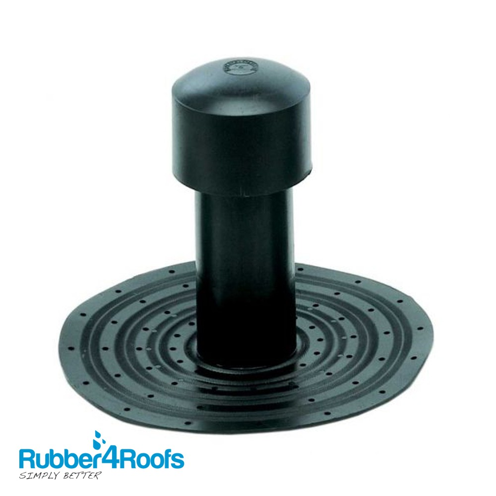 Flat Roof Breather Vent Rubber4roofs