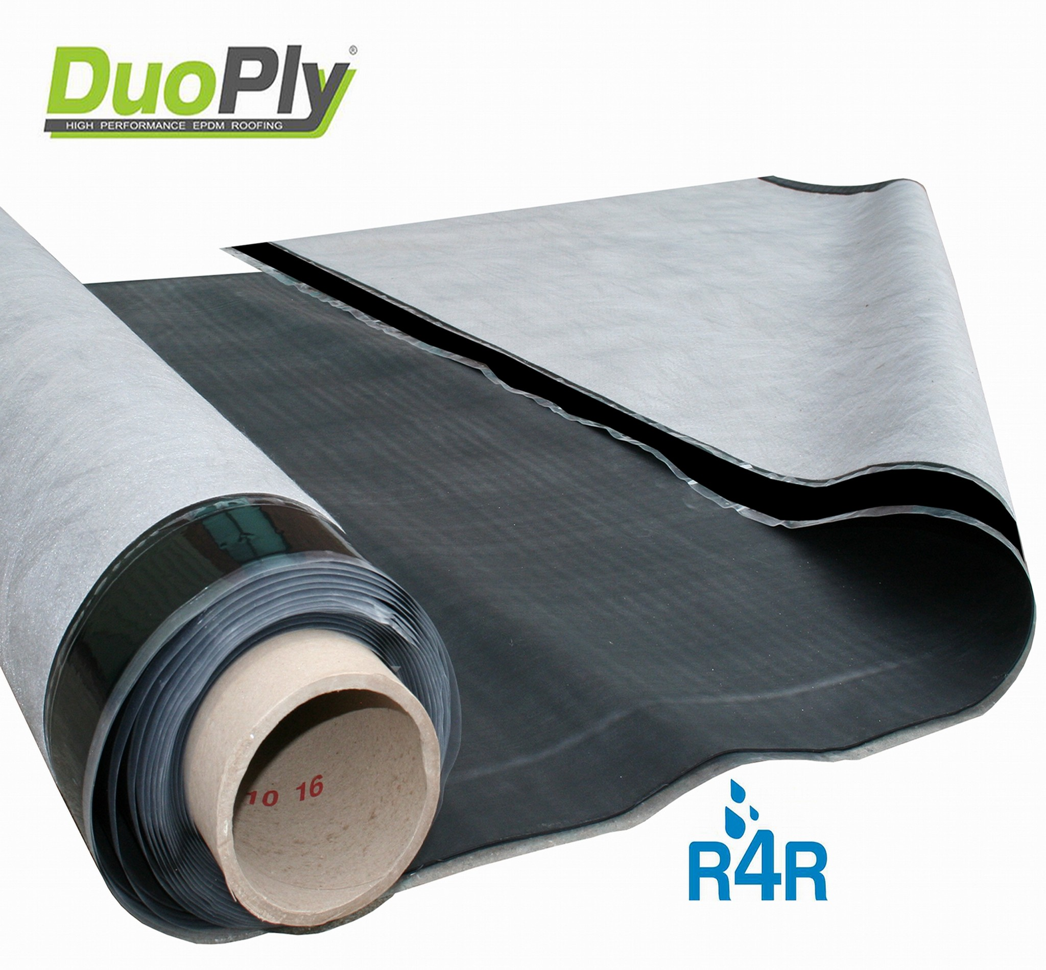 Duoply Fleece Reinforced Epdm Rolls 18 58m2 Rubber4roofs