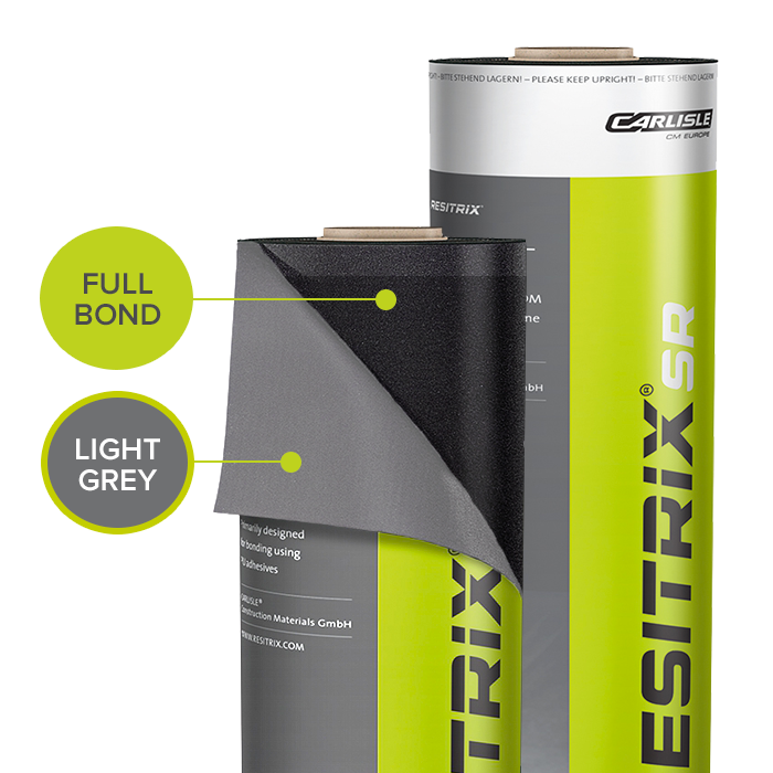 Resitrix SR Grey Full Bond from Rubber4roofs
