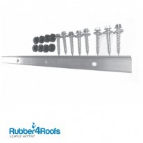 EPDM Termination Bar from Rubber4Roofs