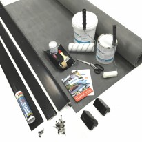 EPDM Porch Roof Kits
