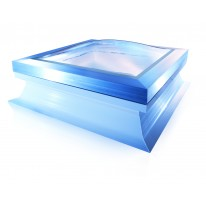 Mardome Ultra Roof Light Double Skin (Dome & Upstand)