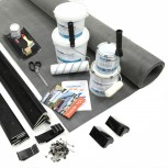 Dormer Rubber Roof Kits